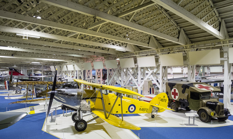 Hawker Hart Trainer (K4972)