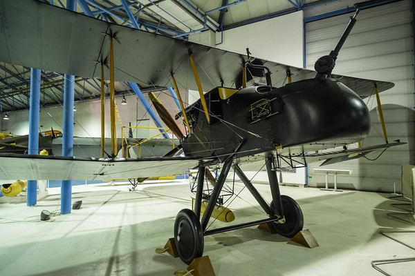 Royal Aircraft Factory FE.2b