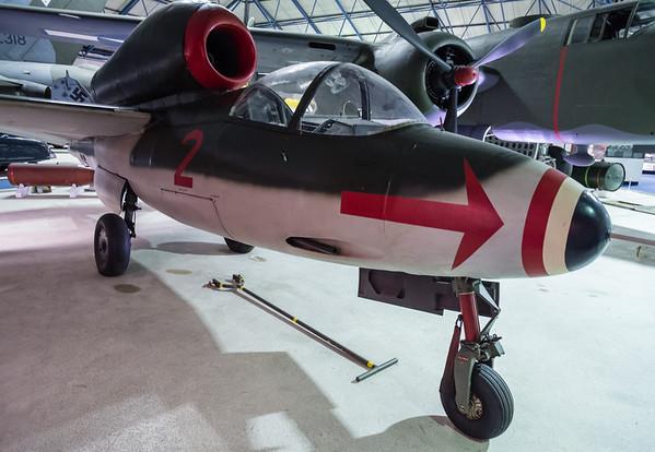Heinkel He-162A-2