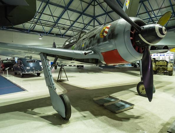 Focke Wulf Fw-190A8/U1