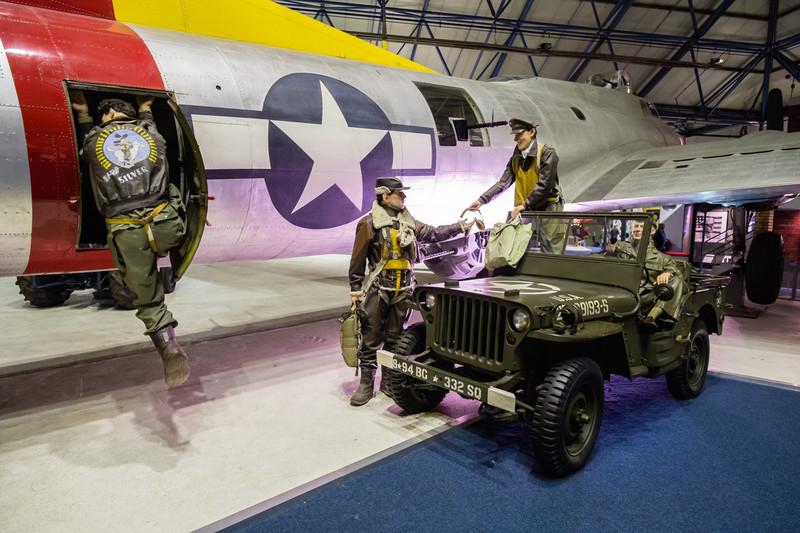 Boeing B-17G-95-DL Flying Fortress