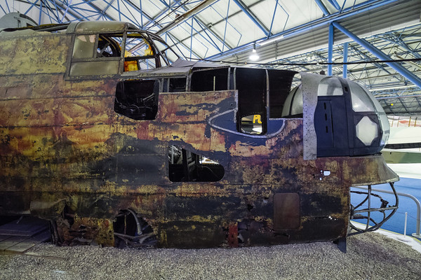 Handley Page Halifax II