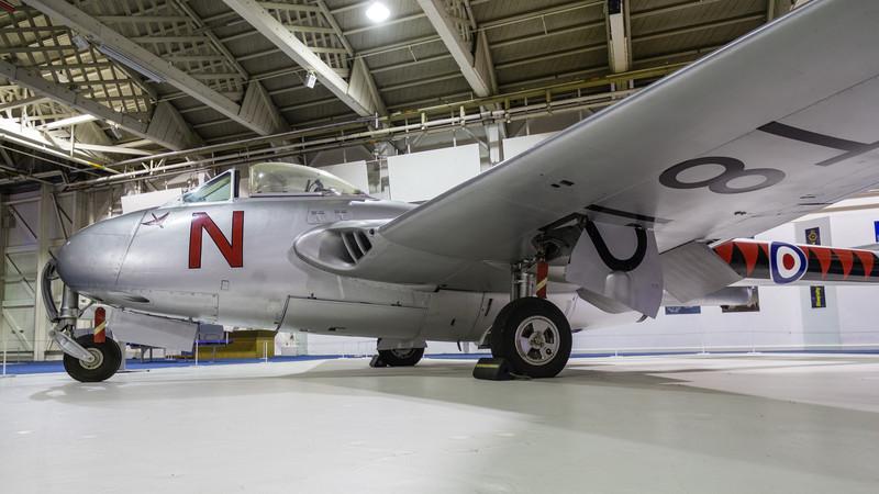de Havilland DH.110 Vampire F.3