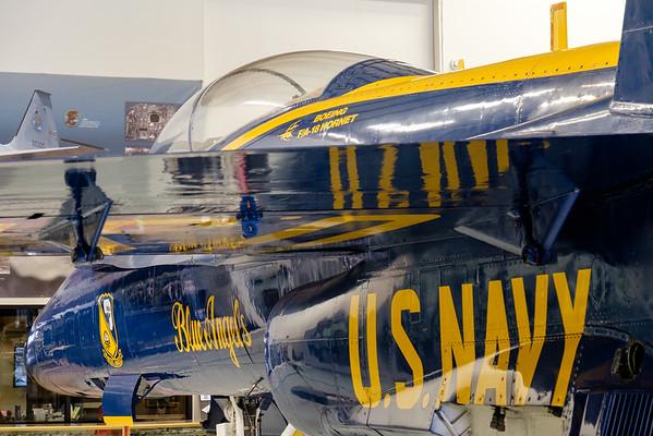 YANKS AIR MUSEUM, CHINO, CA (USA)