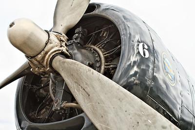 Grumman Avenger Engine