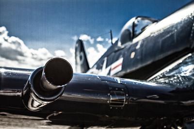 F4U Corsair Gun