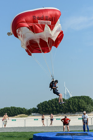 Precison landing 2012 Mondial skydiving competition