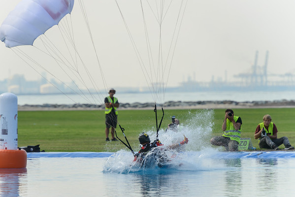 Swoop 2012 Mondial skydiving competition
