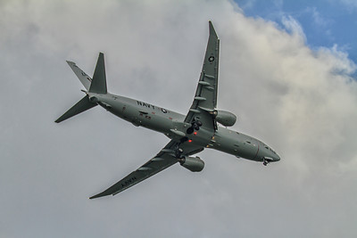 P-8A Poseidon of VP-30 stationed at NAS-JAX