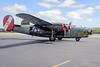 B-24J Liberator Bomber Departure