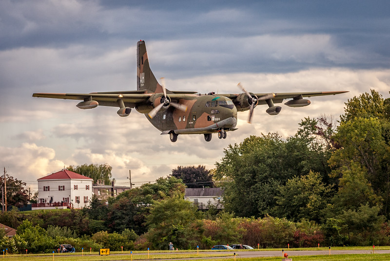 "Fairchild C-123 ""Thunder Pig"""