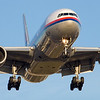 Final approach / LAX airport, USA