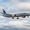 El Al Israel Airlines - Retro Livery