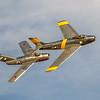F-86 Sabre & MiG-15