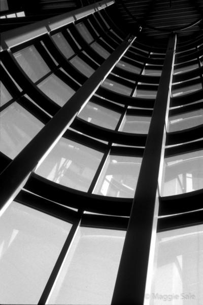 Glass Tower, National Trade Centre