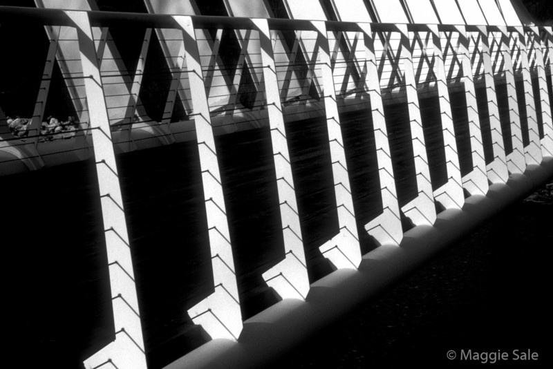Mimico Pedestrian Bridge Railing