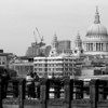 St Paul's Cathedral London Skyline