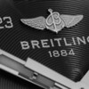 Macro Breitling Watch Face