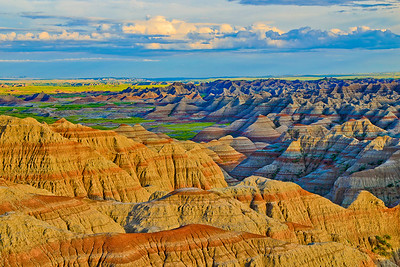 "Item# 9802 ""Badlands National Park"""