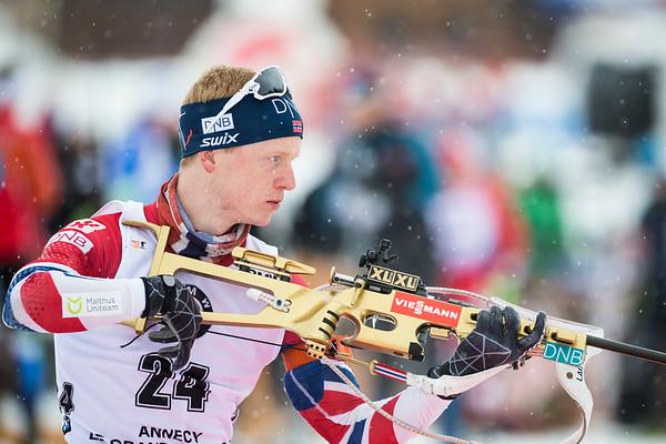 Johannes Thingnes Boe of Norway