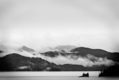 Morning [4] |Inside Passage, AK