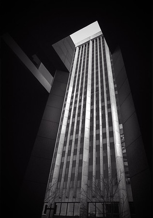 Denver Building [Framed]