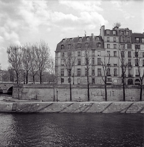Along The Seine |Paris, France