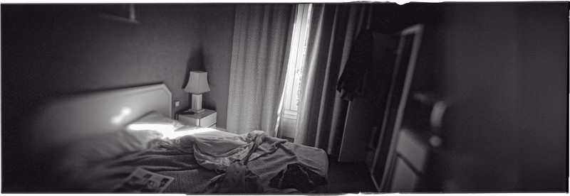 Bedroom [First Light] |Paris, France