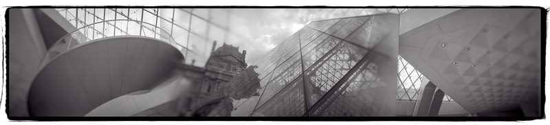 Louvre [Pei Pyramid] |Paris, France