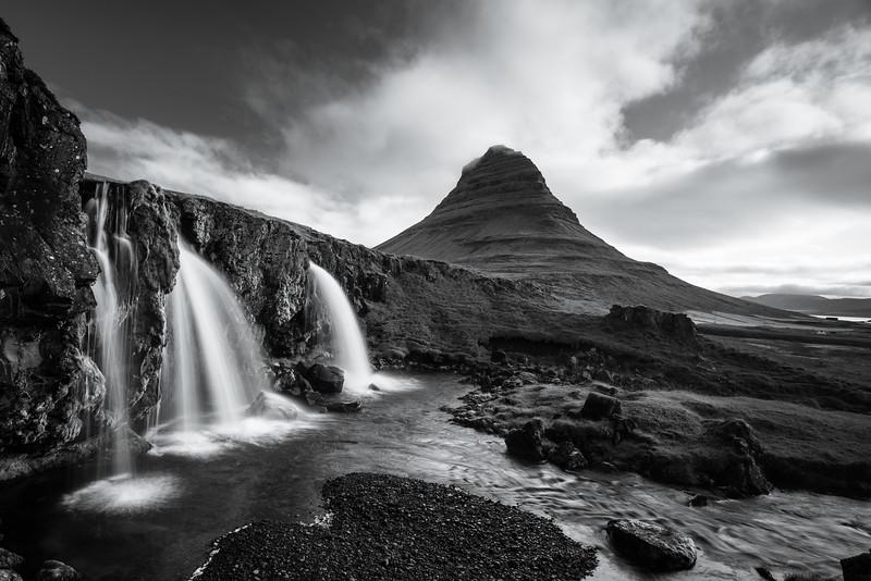 Kirkjufellsfoss - Snæfellsnes Peninsula
