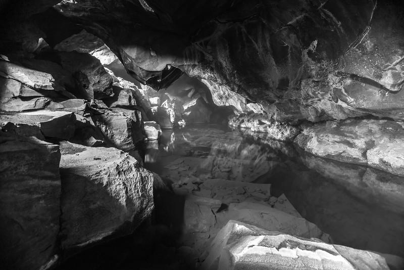 Grjótagjá -  Underground hot springs
