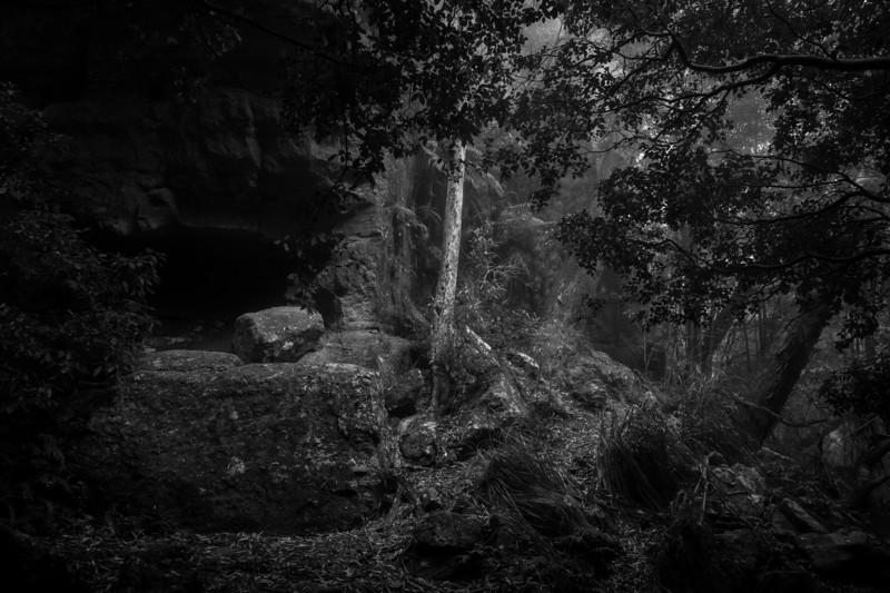 Nibelung Pass : Monolith Valley : Budawangs : NSW