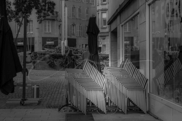 place Saint Louis à Metz