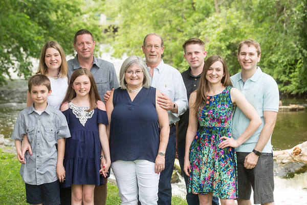 Bachle Family 2017