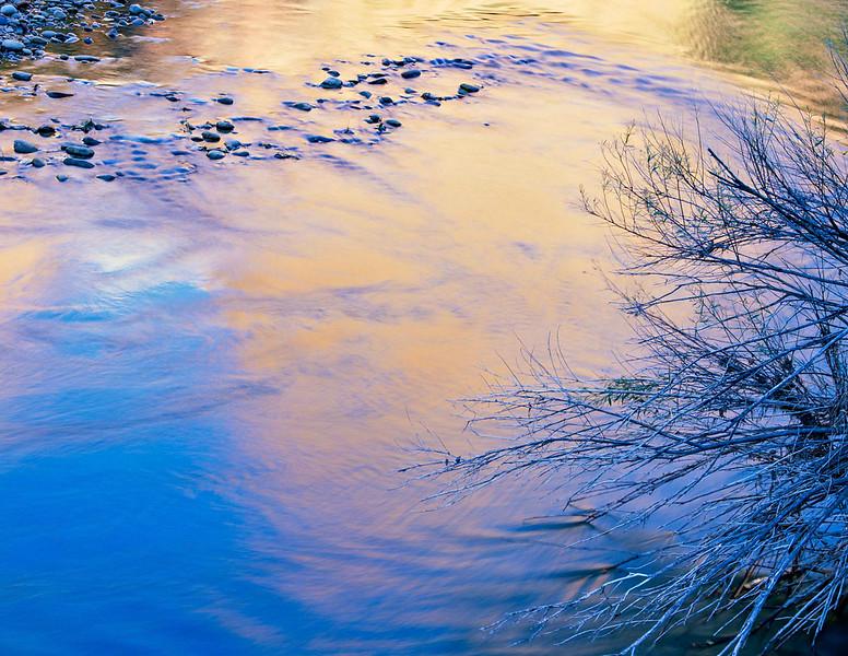 Virgin River Reflections