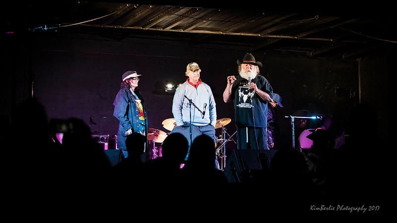Badlands Boogie 2017 Music Festival<br /> Charlene, Vern Wutzke, John Barry Graham