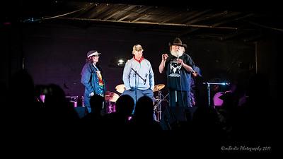 Badlands Boogie 2017 Music Festival Charlene, Vern Wutzke, John Barry Graham