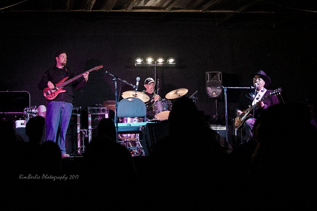 Badlands Boogie 2017 Music Festival<br /> Sonny Rhodes backup musicians
