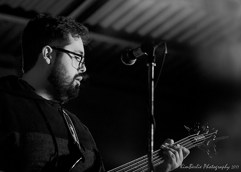 Badlands Boogie 2017 Music Festival<br /> North Sound guitarist