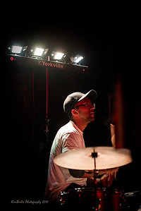 Willy Garcia, Drummer for The North Sound