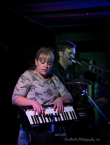 Maria Hansen - Lead singer for Ruined Escape Plan 2018 Badlands Boogie