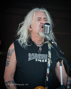 Badlands Boogie 2018 Music Festival Lead Singer for the Beautiful Scars