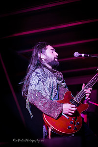 Devan Forest at the2018 Badlands Boogie Music Festival