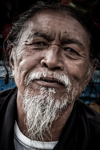 Balinese Gentlenam, boatman by trade