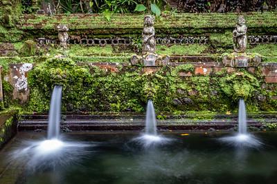Balinese baths