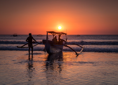 The last surf taxi for the day