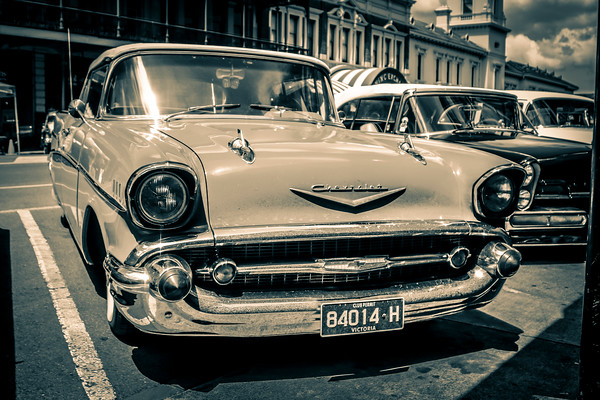 Ballarat Beat Rockabilly 2019 Classic Car Show