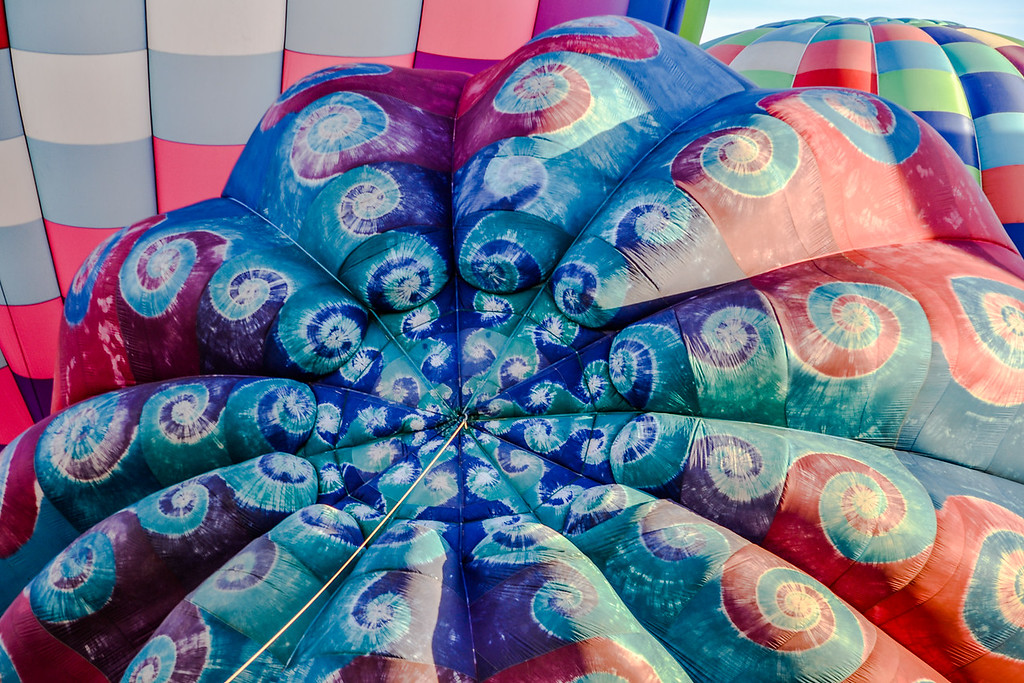 Psychedelic Fractal Balloon
