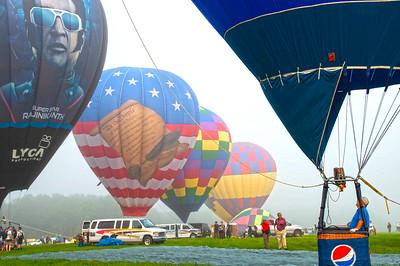 Quick Chek Festival of Ballooning - 2017