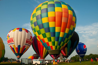 Quick Chek Festival of Ballooning - July 2018